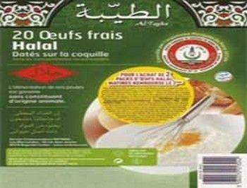 """Résultat de recherche d'images pour """"oeufs halal matines"""""""