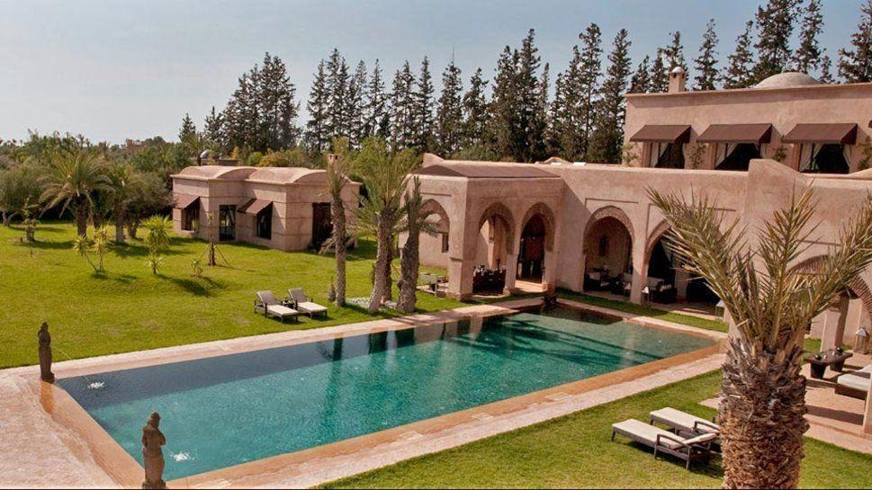 Sarkozy Heeft Droomhuis In Marokko Te Pakken Yasmina