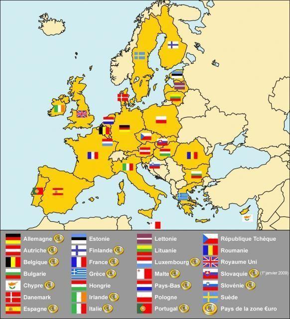 Le nobel de la paix attribu l 39 union europ enne - La chambre des preteurs de l union europeenne ...